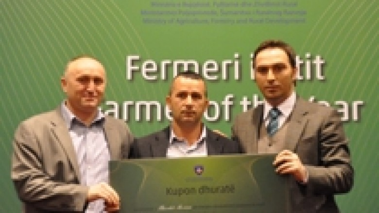 Shpërblehen më të mirët e 2012-s në bujqësi