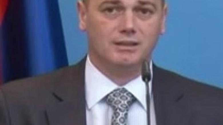 Pantic, zëvendësshef i Zyrës për Kosovën