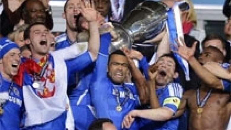 Futbolli evropian në vitin 2012