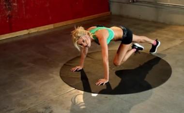 Fitnesi më i mirë për trup: Si t'i digjni 150 kalori për 8 minuta