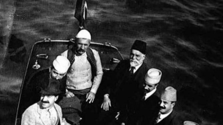 Deklarata e Ismail Qemalit, para shpalljes së pavarësisë së Shqipërisë