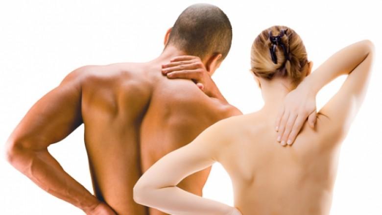 Këshilla kundër dhimbjes së shpinës