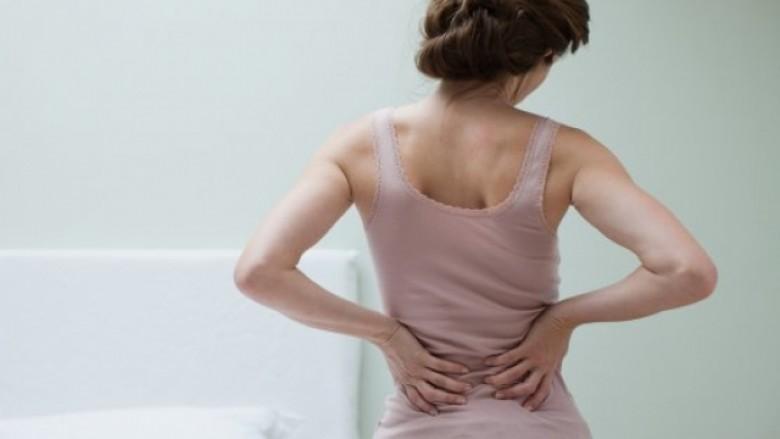 Kuro dhembjen e shpinës me joga