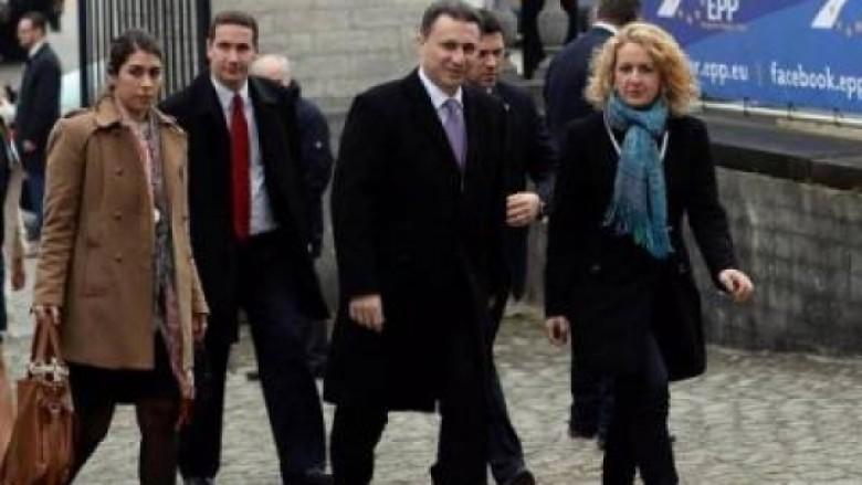 Gruevski përballë shumë proceseve gjyqësore