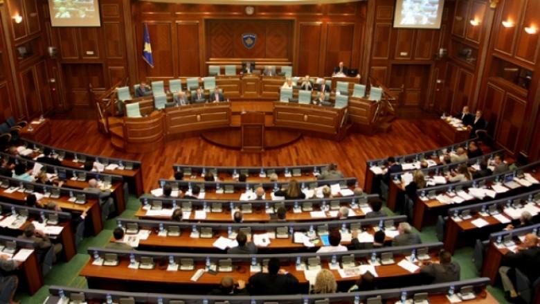 Seanca e Kuvendit vazhdon nesër