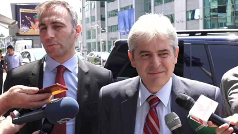 Ahmeti: Debati për shqipen është shterur (Video)