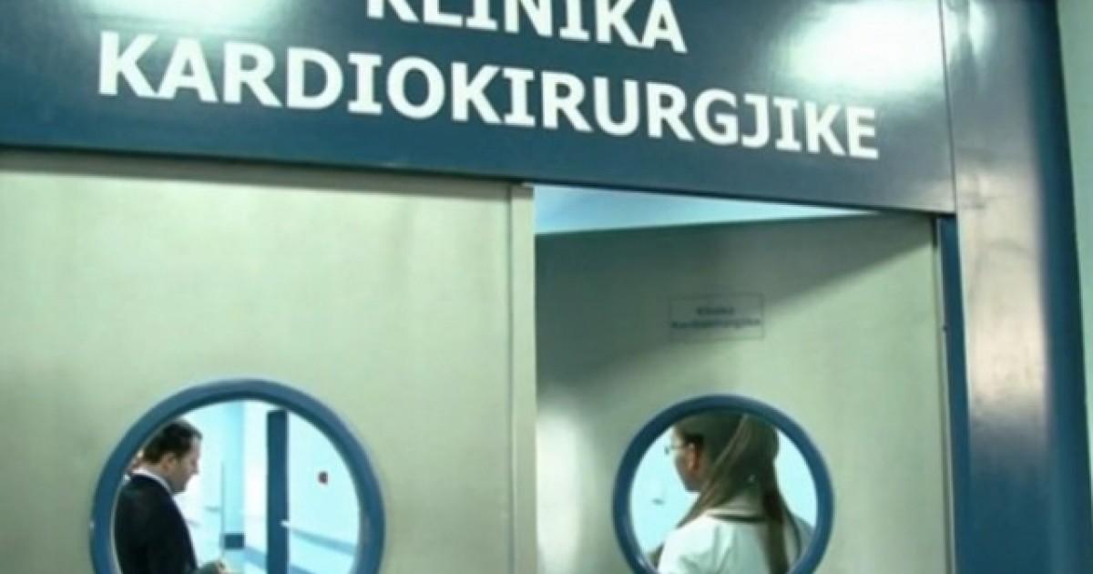 Hapet salla e dytë e Kardiokirurgjisë