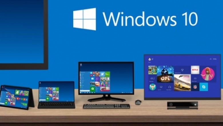 Windows 10 tani është i instaluar në mbi 800 milionë pajisje