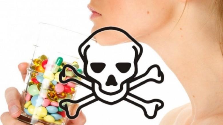 Misteri i vjetër: Çka ndodh kur përzihen antibiotikët dhe alkooli?