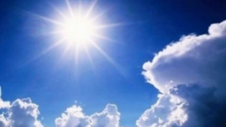 Gjatë fundjavës mot me diell