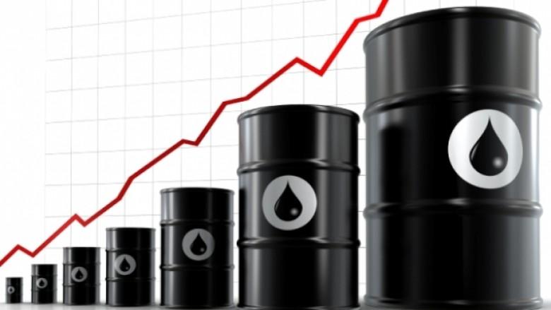 Çmimi i naftës vazhdon të rritet