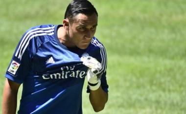 Navas heziton të largohet nga Real Madrid