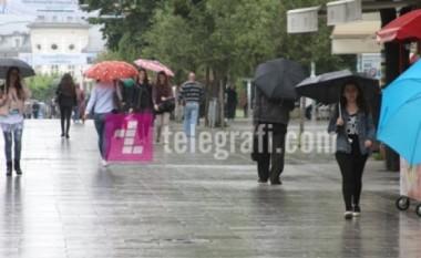 Sot mot me shi, nga e premtja ndryshim temperaturash