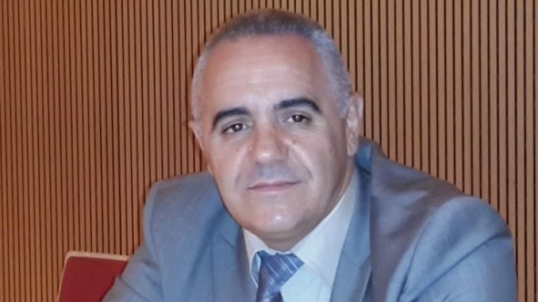 Prof. Ass. Dr. Agim B. Begzati, stomatolog