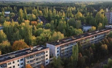 Qyteti fantazmë në Ukrainë: Shpërthimi nuklear në Chernobyl e ndali kohën në Pripyat (Foto/Video)