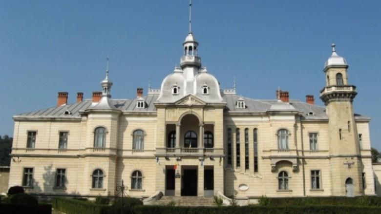 Pallati i familjes Gjika në Komaneshti të Rumanisë