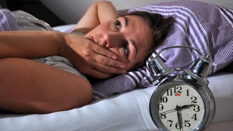 Si t'i zgjidhni problemet e pagjumësisë dhe të lodhjes kronike