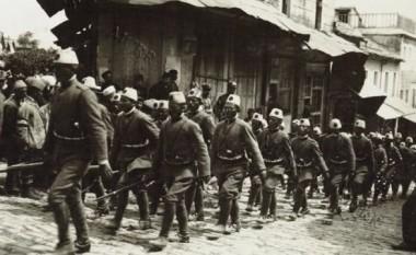Shqipëria dhe Lufta e Parë Botërore