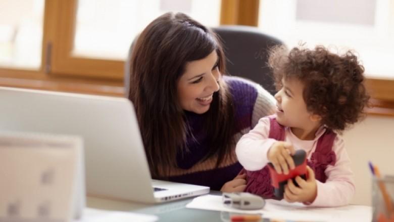 Të qenit nënë dhe puna