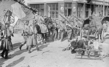 Ushtria serbe në tokat shqiptare në vitin 1912 (Foto)