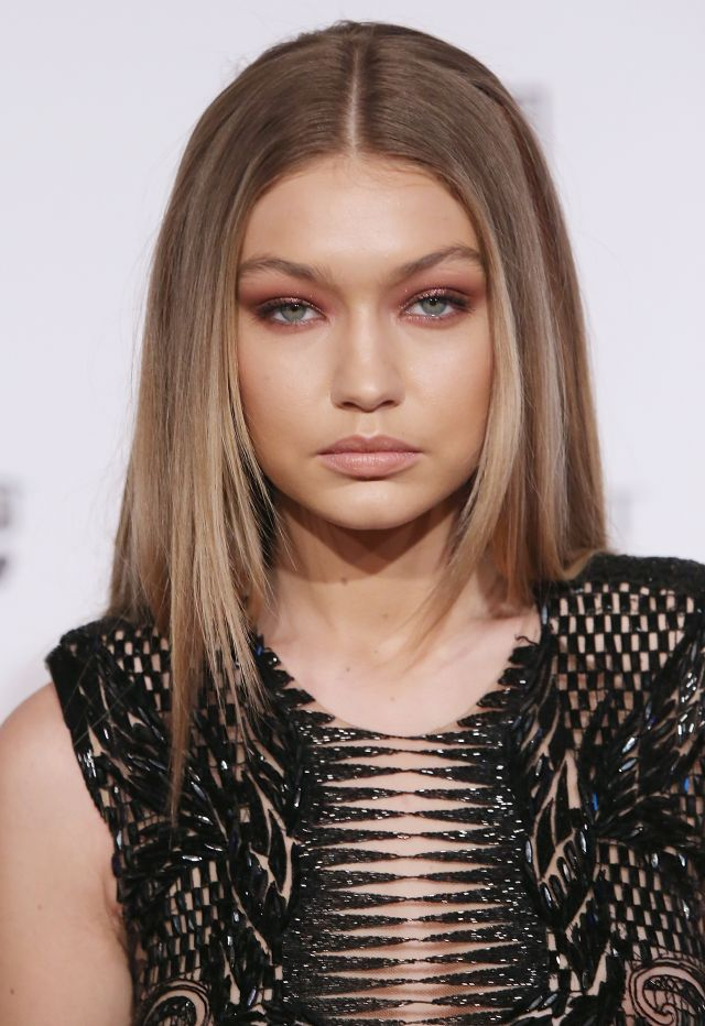 NEW YORK, NY - FEBRUARY 16: Model Gigi Hadid attends the Sports Illustrated Celebrates Swimsuit 2016 at Brookfield Place on February 16, 2016 in New York City. (Photo by Bennett Raglin/Getty Images)
