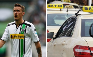 Futbollisti gjerman harron 75 mijë euro në taksi!