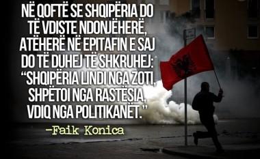 Anglia, Franca e Gjermania nuk kanë njerëz të mëdhenj, por shqiptarët ata i kanë me shumicë!