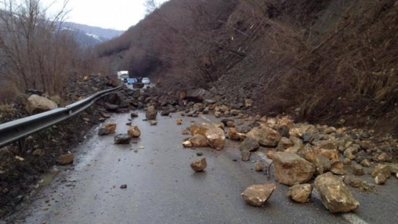 Rruga Kaçanik- Hani i Elezit, do mbyllet për dy orë