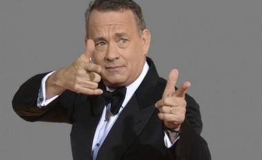 """Tom Hanks huazon zërin për filmin e animuar """"Toy Story 3"""""""