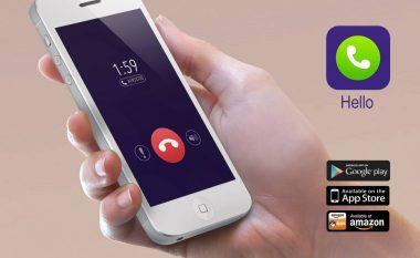 Flisni falas me botën me aplikacionin shqiptar Hello