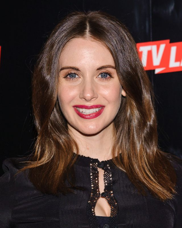 Viacom Kids And Family Group Upfront Event Pictured: Alison Brie Ref: SPL1239391 030316 Picture by: SartorialPhoto / Splash News Splash News and Pictures Los Angeles: 310-821-2666 New York: 212-619-2666 London: 870-934-2666 photodesk@splashnews.com