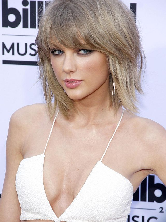 Taylor Swift at the 2015 Billboard Music Awards held at the MGM Garden Arena in Las Vegas, USA on May 17, 2015., Image: 246211767, License: Rights-managed, Restrictions: , Model Release: no, Credit line: Profimedia, Alamy