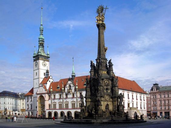 Olomouc,-Czech-Republic