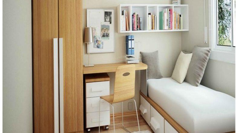 Këto janë idetë më të përsosura për ata që dhomën e gjumit e kanë të vogël (Foto)