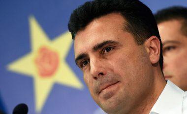 Zaev nuk e ka respektuar protokollin në ceremoninë e shenjtërimit të Nënës Terezë? (Foto)