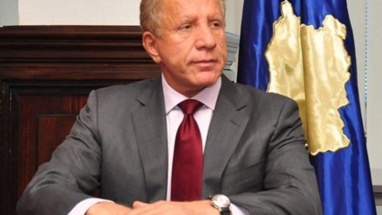 Behgjet Pacolli: Ato që thuhen për Adem Hoxhën janë spekulime