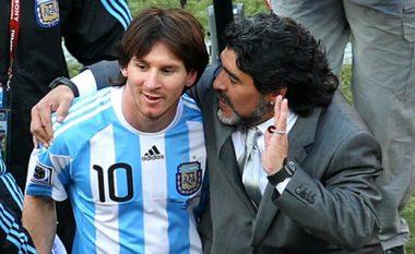 Maradona: Messi nuk ka nevojë që të dëshmojë asgjë