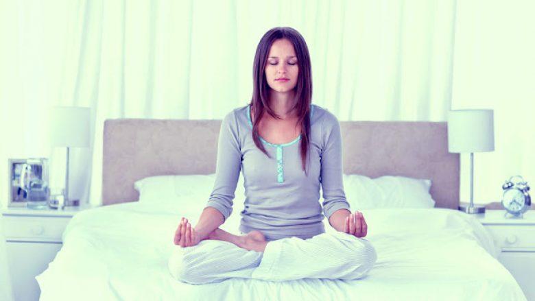 Meditimi e largon stresin dhe ju furnizon me energji