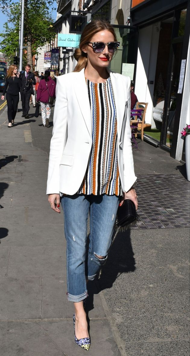 OIC - PHOTOBEATIMAGES.COM - Olivia Palermo attends the Jimmy Choo private tea party celebrating the pre-fall 2015 Capsule Collection in London, England. 21st May 2015. Photo: by Photobeat Images/OIC 07732 500674 - 0203 174 1069, Image: 246101926, License: Rights-managed, Restrictions: Photobeat Images Managed by OIC, Model Release: no, Credit line: Profimedia, Xclusive Pix