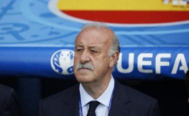Del Bosque: Asnjë lojtarë i Liverpoolit nuk do të mund të luante te Real Madridi
