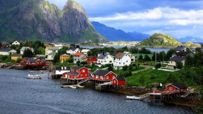 Në këtë qytet të Norvegjisë ndodh diçka e magjishme sa herë që bie nata