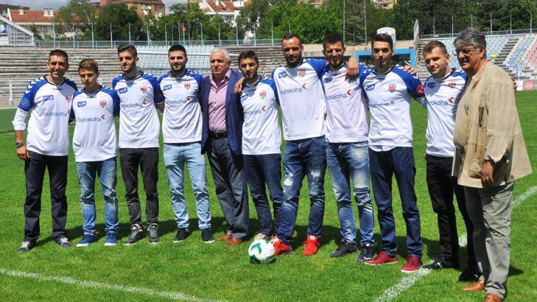 Prishtina me lojtarë me karrierë ndërkombëtare
