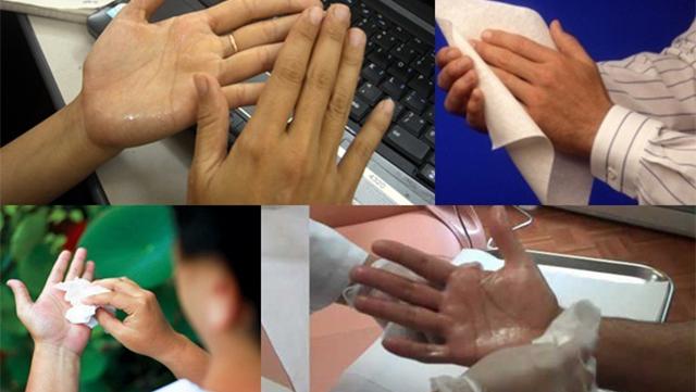 the sweaty palms program