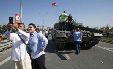 Rrugët e Turqisë sot (Foto)