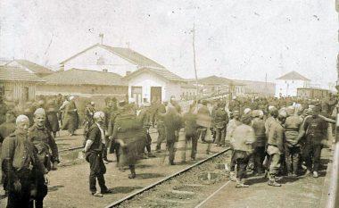 Vitet 1876-1900: Pamje të qyteteve shqiptare, nga arkivi i Sulltanit paranojak