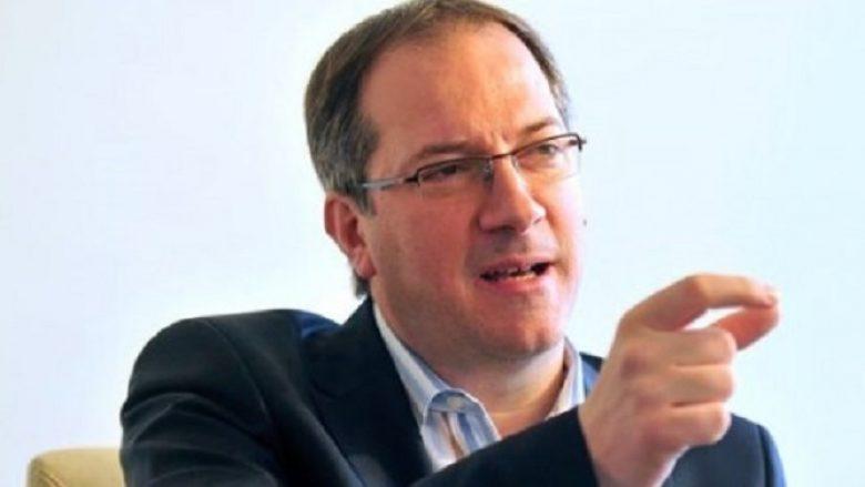 PLD përjashtoi Zhernovskin nga partia