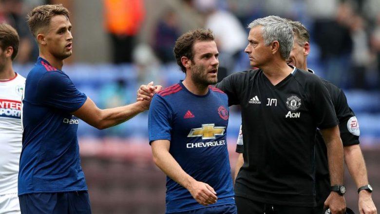 Januzaj fajëson Mourinhon për largimin nga Manchester United
