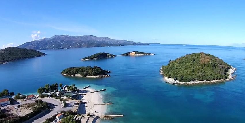 Ishujt e Ksamilit