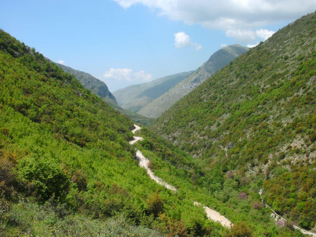 Kanioni i Leshnicës