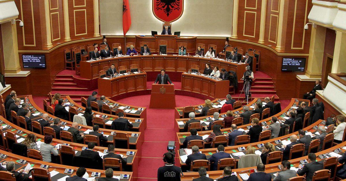 Kuvendi i Shqipërisë miratoi me 75 vota pro projektligjin për mbylljen e lojërave të fatit